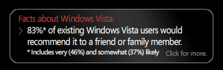 Vista facts
