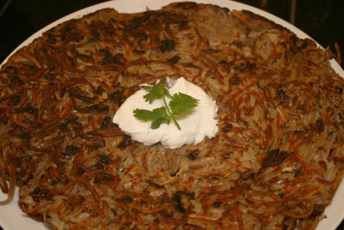 Giant potato pancake - 4