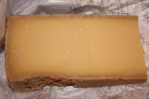 Gruyere cheese - 1