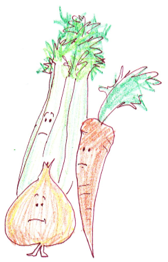 Sad-vegetables