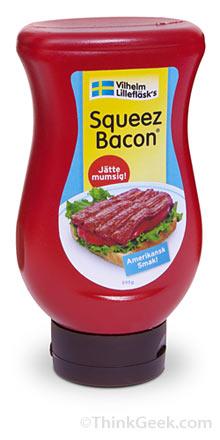 Squeez-bacon