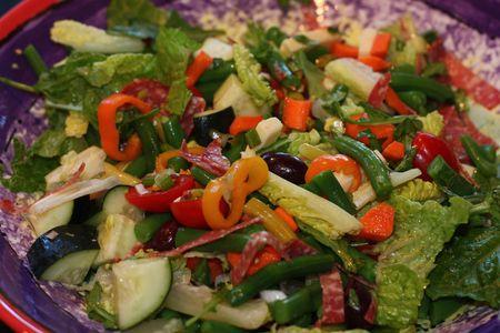 Giant-salad