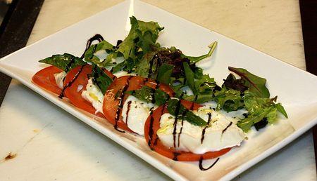Mozzarella-tomato
