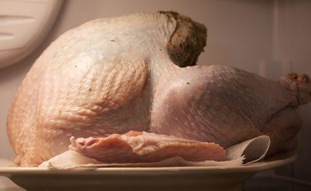 Drying-turkey