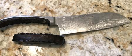 Knife-fail